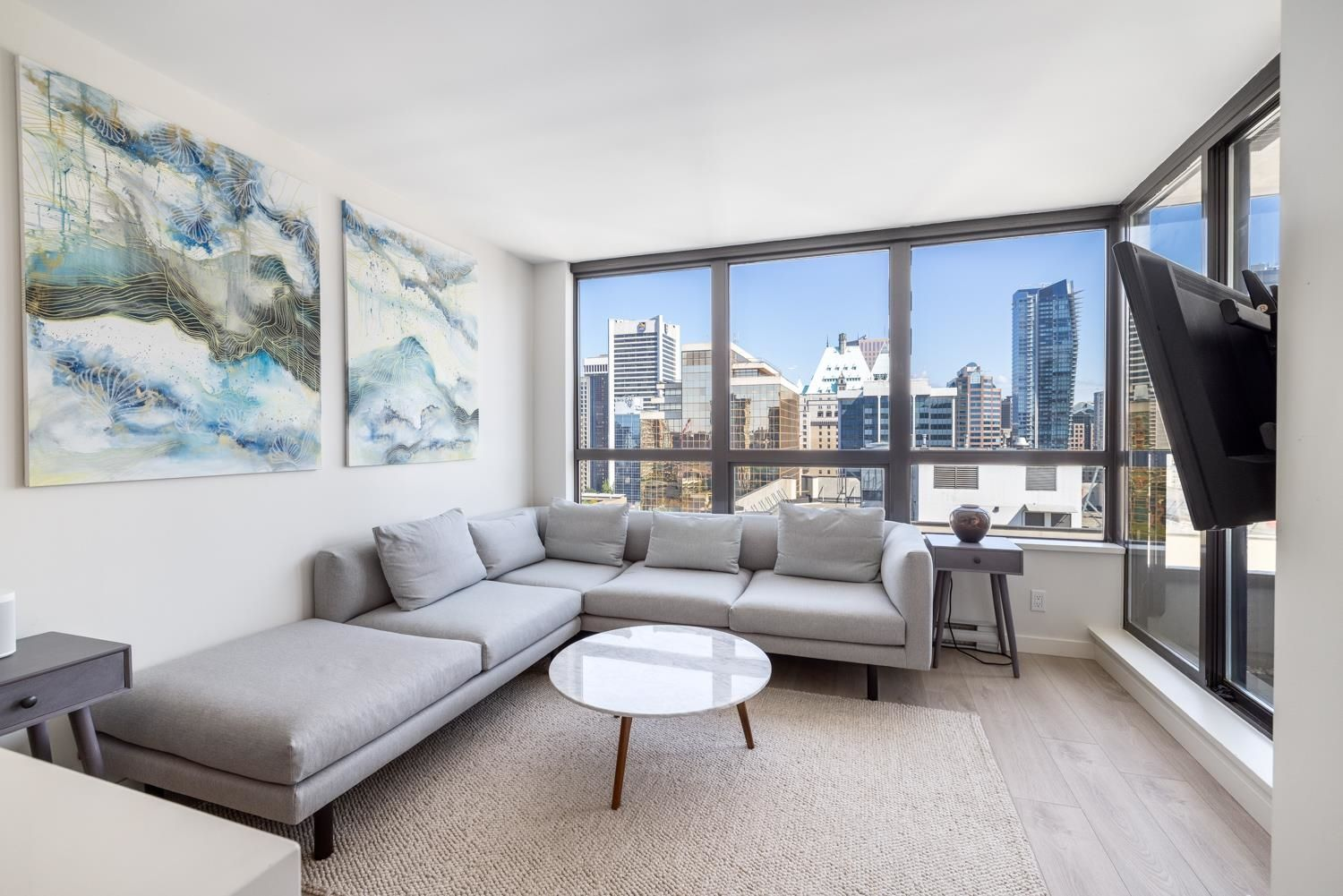 Main Photo: 1916 938 SMITHE STREET in Vancouver: Downtown VW Condo for sale (Vancouver West)  : MLS®# R2614887