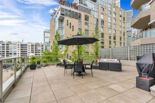 """Photo 8: 203 1625 HORNBY Street in Vancouver: Yaletown Condo for sale in """"SEAWALK NORTH"""" (Vancouver West)  : MLS®# R2577394"""
