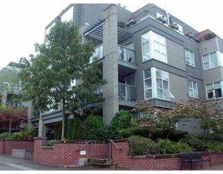 """Photo 1: 301 2288 MARSTRAND AV in Vancouver: Kitsilano Condo for sale in """"DUO"""" (Vancouver West)  : MLS®# V584556"""