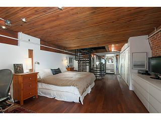 """Photo 15: 7-12 550 BEATTY Street in Vancouver: Downtown VW Condo for sale in """"550 Beatty"""" (Vancouver West)  : MLS®# V1105963"""