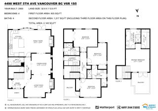 Photo 40: 4498 W 5TH Avenue in Vancouver: Point Grey House for sale (Vancouver West)  : MLS®# R2579710