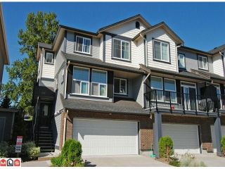 Photo 1: # 35 20831 70TH AV in Langley: Willoughby Heights Condo for sale : MLS®# F1312470