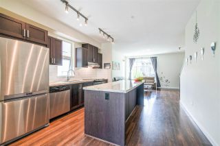 """Photo 6: 734 ORWELL Street in North Vancouver: Lynnmour Townhouse for sale in """"Wedgewood by Polygon"""" : MLS®# R2409884"""
