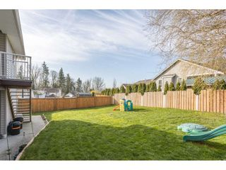 Photo 37: 7987 D'HERBOMEZ Drive in Mission: Mission BC House for sale : MLS®# R2559665