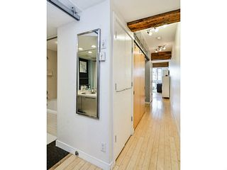 """Photo 12: 304 1072 HAMILTON Street in Vancouver: Yaletown Condo for sale in """"CRANDALL BUILDING"""" (Vancouver West)  : MLS®# V1064027"""