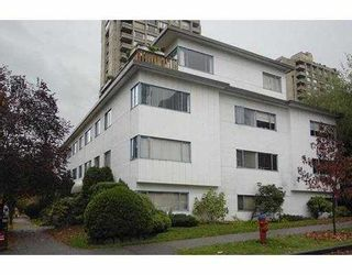 """Photo 10: 203 1050 JERVIS Street in Vancouver: West End VW Condo for sale in """"JERVIS MANOR"""" (Vancouver West)  : MLS®# V674973"""