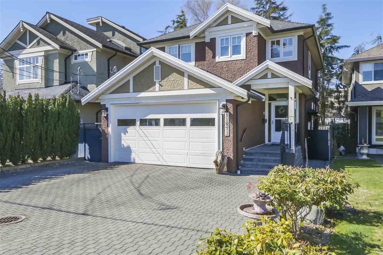 Main Photo: 11871 7TH AVENUE in : Steveston Village House for sale : MLS®# R2352635