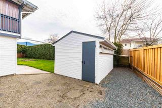 Photo 35: 46668 ARBUTUS Avenue in Chilliwack: Chilliwack E Young-Yale House for sale : MLS®# R2545814
