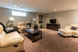 Photo 39: 158 Brookstone Place in Winnipeg: South Pointe Residential for sale (1R)  : MLS®# 202112689