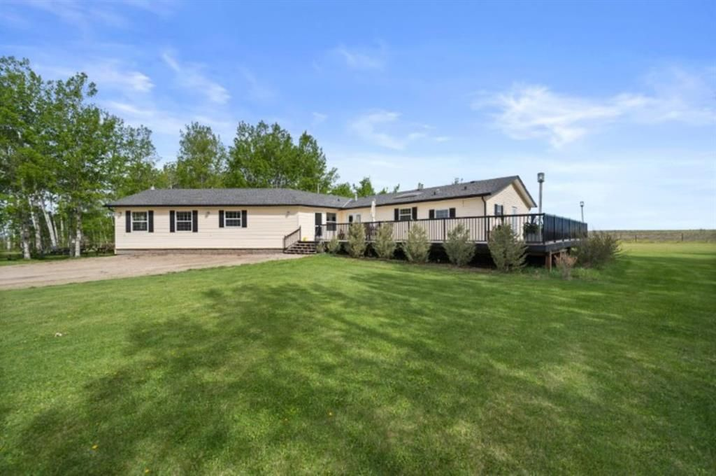 Main Photo: 31101 RR25: Rural Mountain View County Detached for sale : MLS®# A1114375