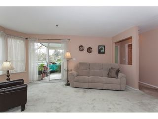 """Photo 5: 202 5955 177B Street in Surrey: Cloverdale BC Condo for sale in """"WINDSOR PLACE"""" (Cloverdale)  : MLS®# R2160255"""