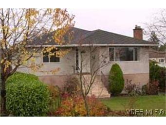 Main Photo:  in VICTORIA: SW Tillicum House for sale (Saanich West)  : MLS®# 414988