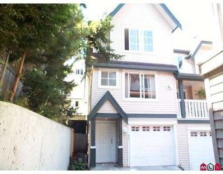 """Photo 1: 25 15355 26TH Avenue in Surrey: King George Corridor Townhouse for sale in """"SOUTHWYND"""" (South Surrey White Rock)  : MLS®# F2907511"""