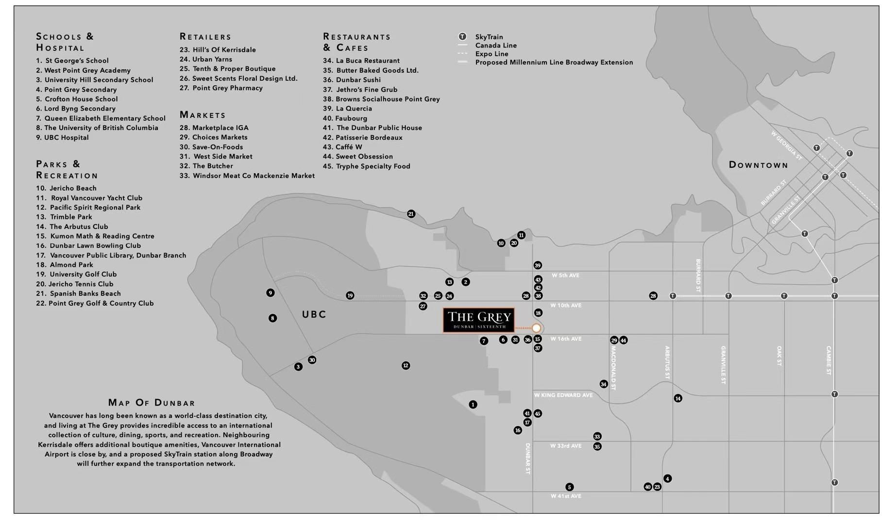 """Main Photo: 3151 DUNBAR Street in Vancouver: Dunbar Retail for sale in """"The Grey"""" (Vancouver West)  : MLS®# C8040356"""