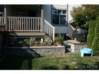 Photo 17: 122 710 Massie Dr in VICTORIA: La Langford Proper Row/Townhouse for sale (Langford)  : MLS®# 506044