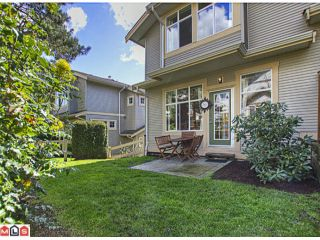"""Photo 10: 28 14959 58TH Avenue in Surrey: Sullivan Station Townhouse for sale in """"SKYLANDS"""" : MLS®# F1210484"""