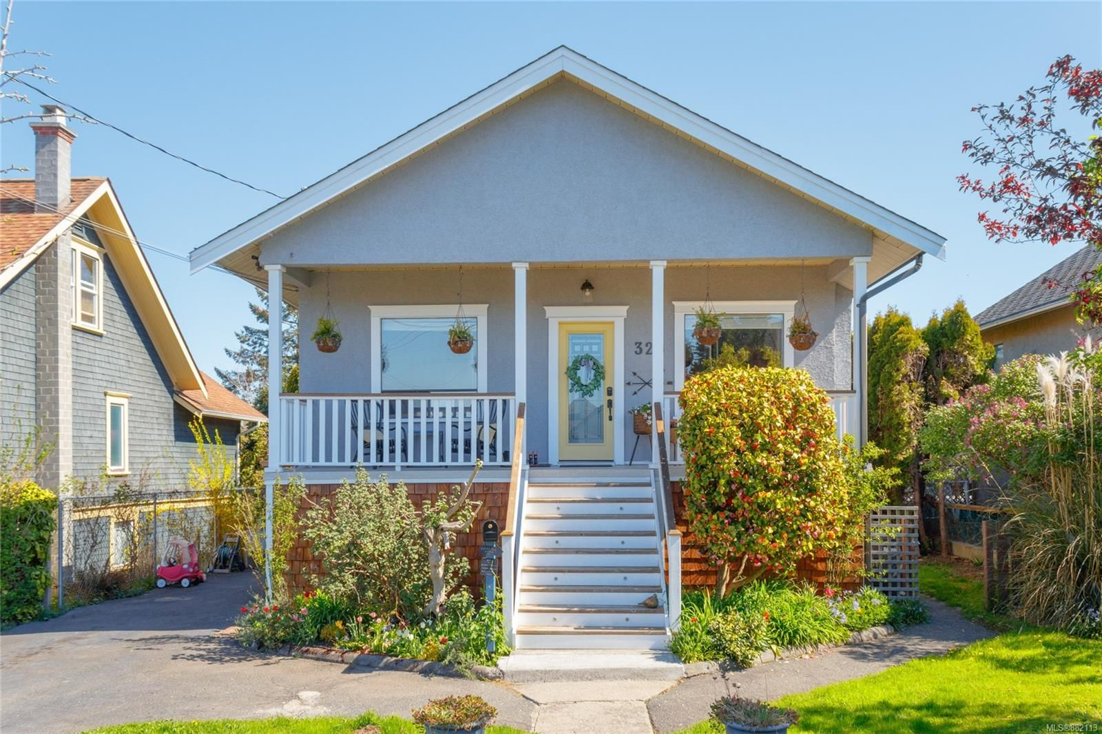 Main Photo: 326 Obed Ave in : SW Gorge House for sale (Saanich West)  : MLS®# 882113