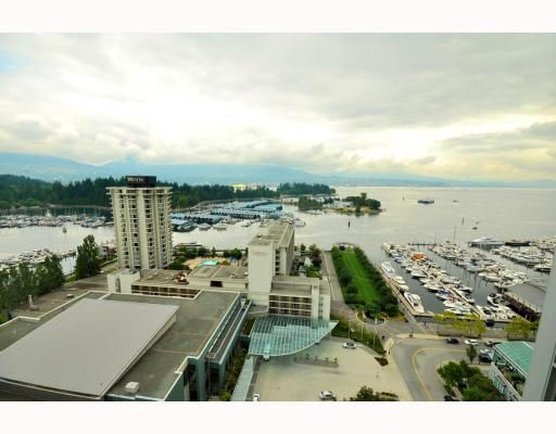 """Main Photo: 2101 1616 BAYSHORE Drive in Vancouver: Coal Harbour Condo for sale in """"Bayshore Gardens"""" (Vancouver West)  : MLS®# V781697"""