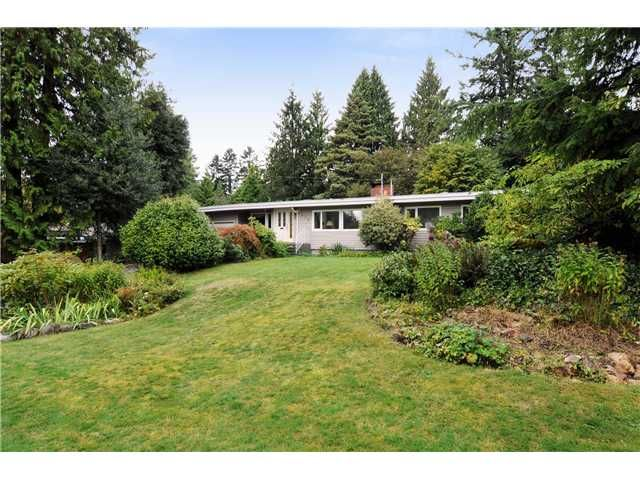 Main Photo: 578 W KINGS Road in North Vancouver: Upper Lonsdale House for sale : MLS®# V851575