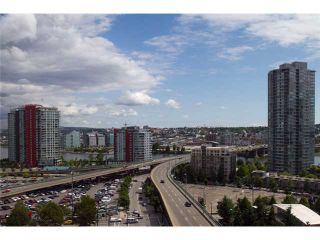 Main Photo: 1505-989 Beatty Street in Vancouver: Yaletown Condo for rent (Vancouver West)