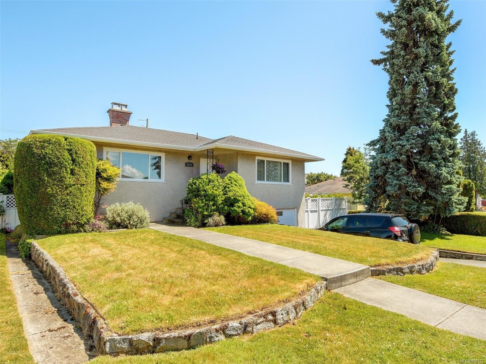 Main Photo: 3205 Carman St in : SE Camosun House for sale (Saanich East)  : MLS®# 878227