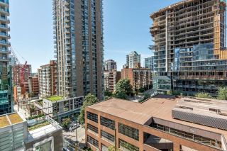 """Photo 16: 1010 1283 HOWE Street in Vancouver: Downtown VW Condo for sale in """"Tate"""" (Vancouver West)  : MLS®# R2607707"""