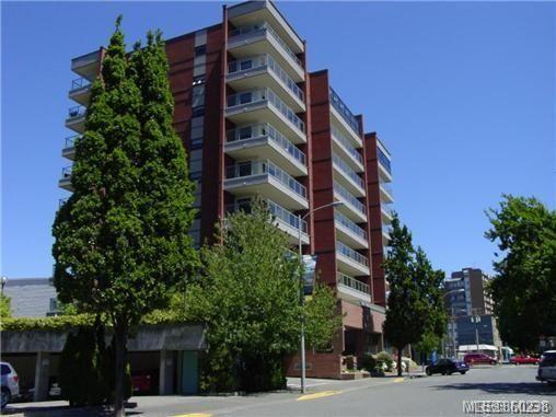 Main Photo: 502 770 Cormorant St in : Vi Downtown Condo for sale (Victoria)  : MLS®# 860238