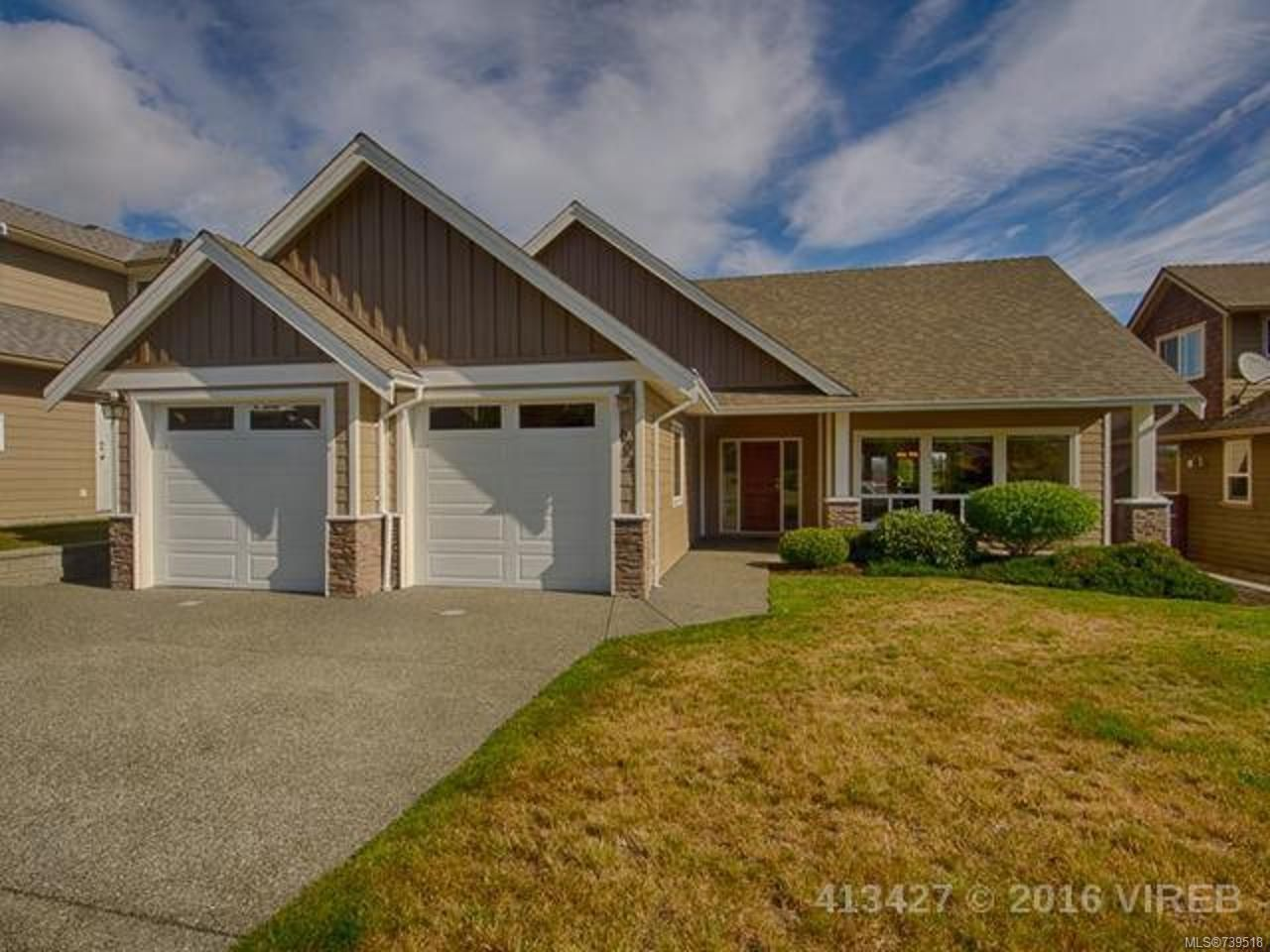 Main Photo: 604 Nelson Rd in CAMPBELL RIVER: CR Willow Point House for sale (Campbell River)  : MLS®# 739518
