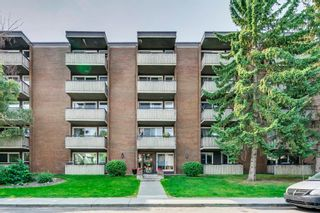 Main Photo: 301 903 19 Avenue SW in Calgary: Lower Mount Royal Apartment for sale : MLS®# A1092988