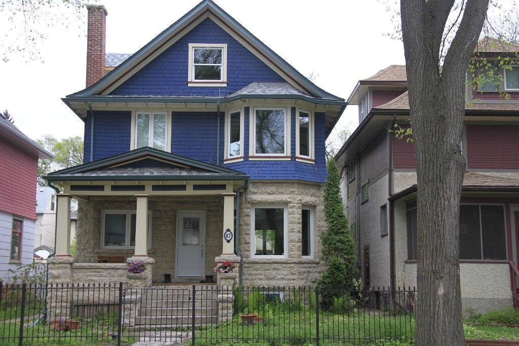 Photo 66: Photos: 87 Ruby Street in Winnipeg: Wolseley Single Family Detached for sale (West Winnipeg)  : MLS®# 1306696