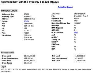 Photo 3: 11120 7TH Avenue in Richmond: Steveston Village House for sale : MLS®# R2455775