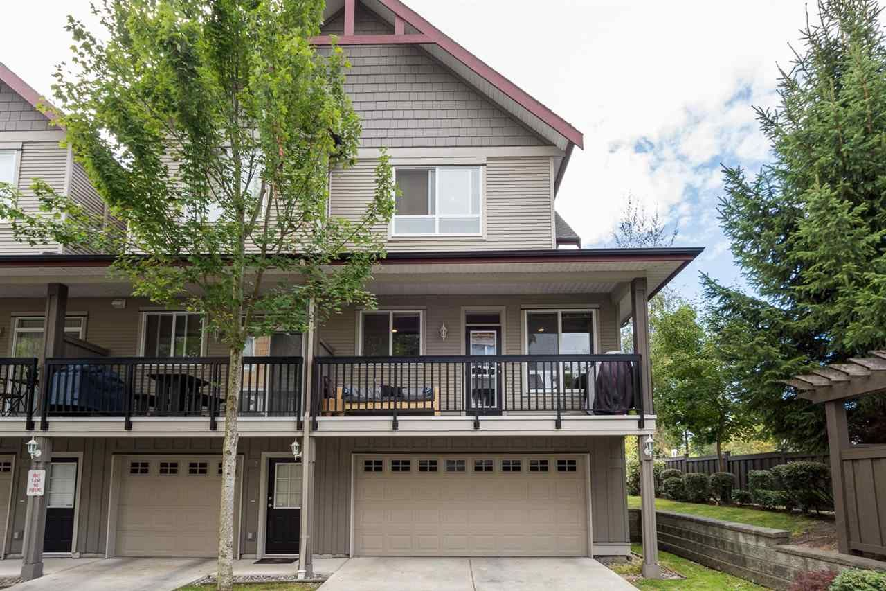 "Main Photo: 51 16789 60 Avenue in Surrey: Cloverdale BC Townhouse for sale in ""Laredo"" (Cloverdale)  : MLS®# R2103108"