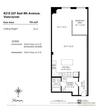 """Photo 20: 210 237 E 4TH Avenue in Vancouver: Mount Pleasant VE Condo for sale in """"ARTWORKS"""" (Vancouver East)  : MLS®# R2239279"""