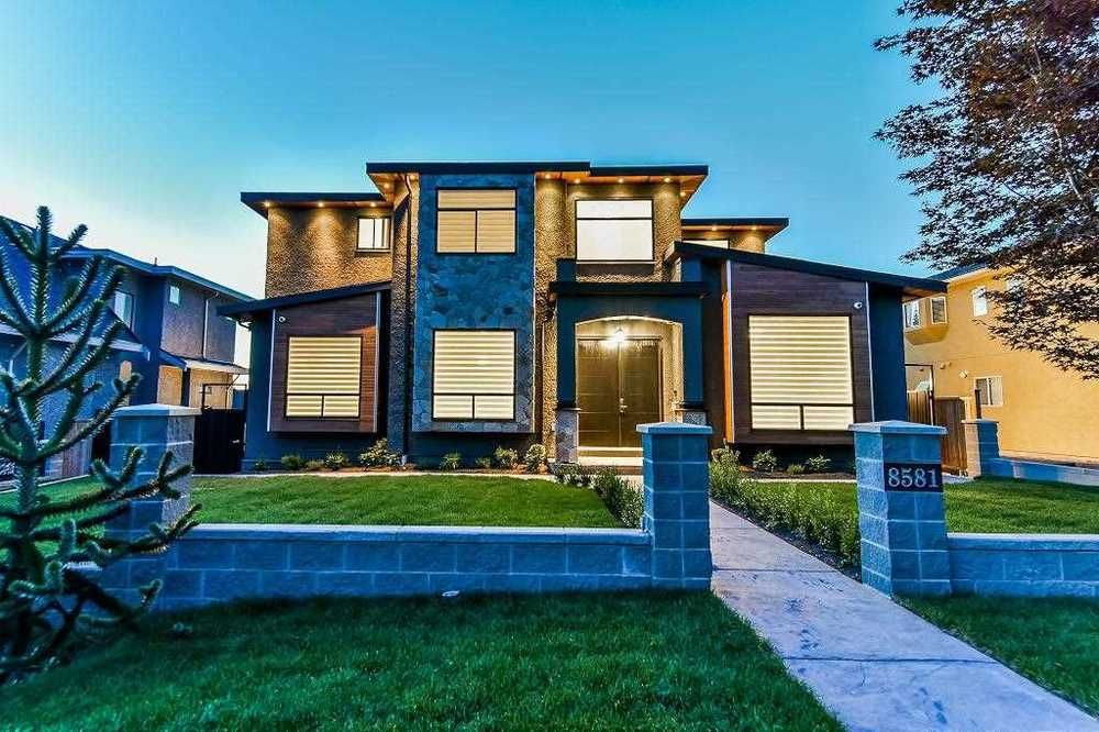 Main Photo: 8581 11TH AVENUE in Burnaby East: The Crest Home for sale ()  : MLS®# R2211095