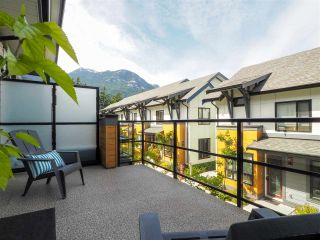 """Photo 11: 60 1188 MAIN Street in Squamish: Downtown SQ Townhouse for sale in """"Soleil at Coastal Village"""" : MLS®# R2467472"""