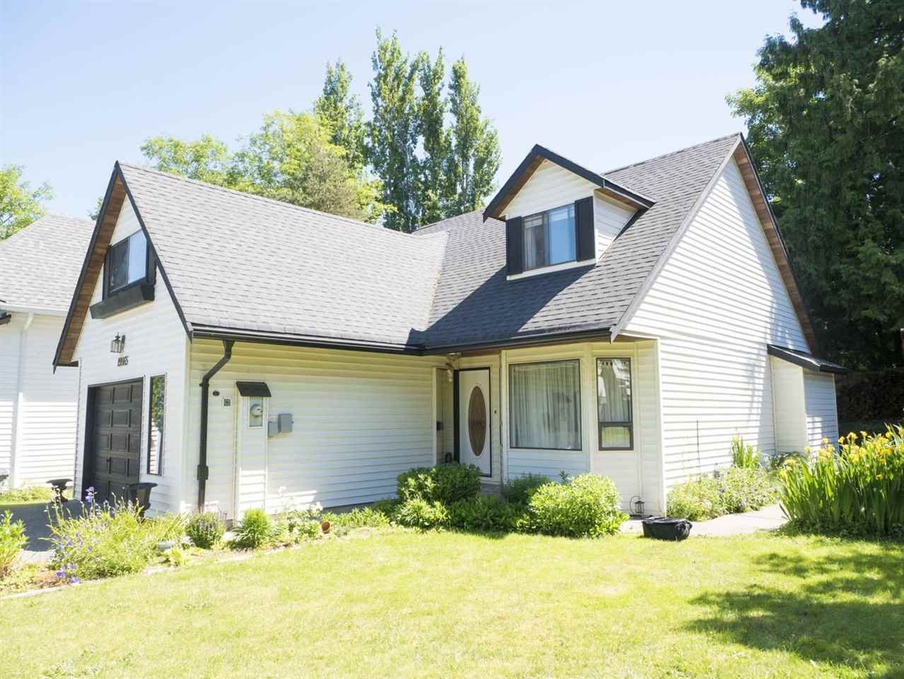 Main Photo: 19865 50A Avenue in Langley: Langley City House for sale : MLS®# R2174063