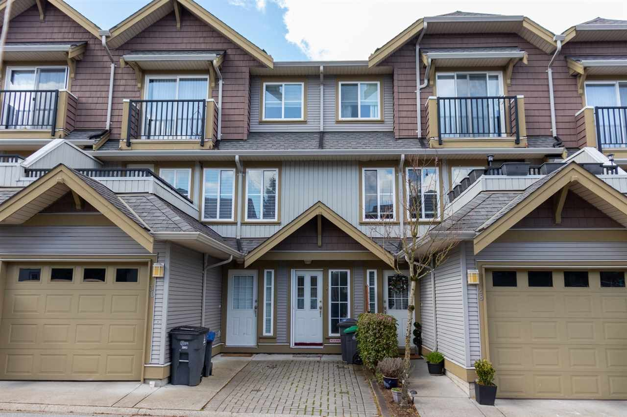 Main Photo: 29 12040 68 Avenue in Surrey: West Newton Townhouse for sale : MLS®# R2561270