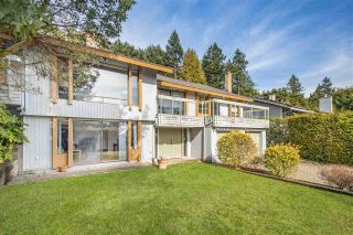 Photo 1: 4643 PORT VIEW Place in West Vancouver: Cypress Park Estates House for sale : MLS®# R2550150