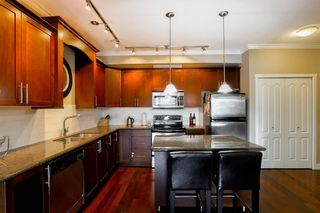 """Photo 6: 216 2627 SHAUGHNESSY Street in Port Coquitlam: Central Pt Coquitlam Condo for sale in """"VILLAGIO"""" : MLS®# R2094300"""
