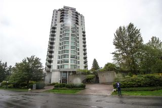 "Photo 1: 806 13880 101 Avenue in Surrey: Whalley Condo for sale in ""Odyssey Tower"" (North Surrey)  : MLS®# R2407488"