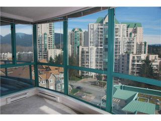 """Photo 1: 1005 3071 GLEN Drive in Coquitlam: North Coquitlam Condo for sale in """"PARC LAURENT"""" : MLS®# V1110673"""