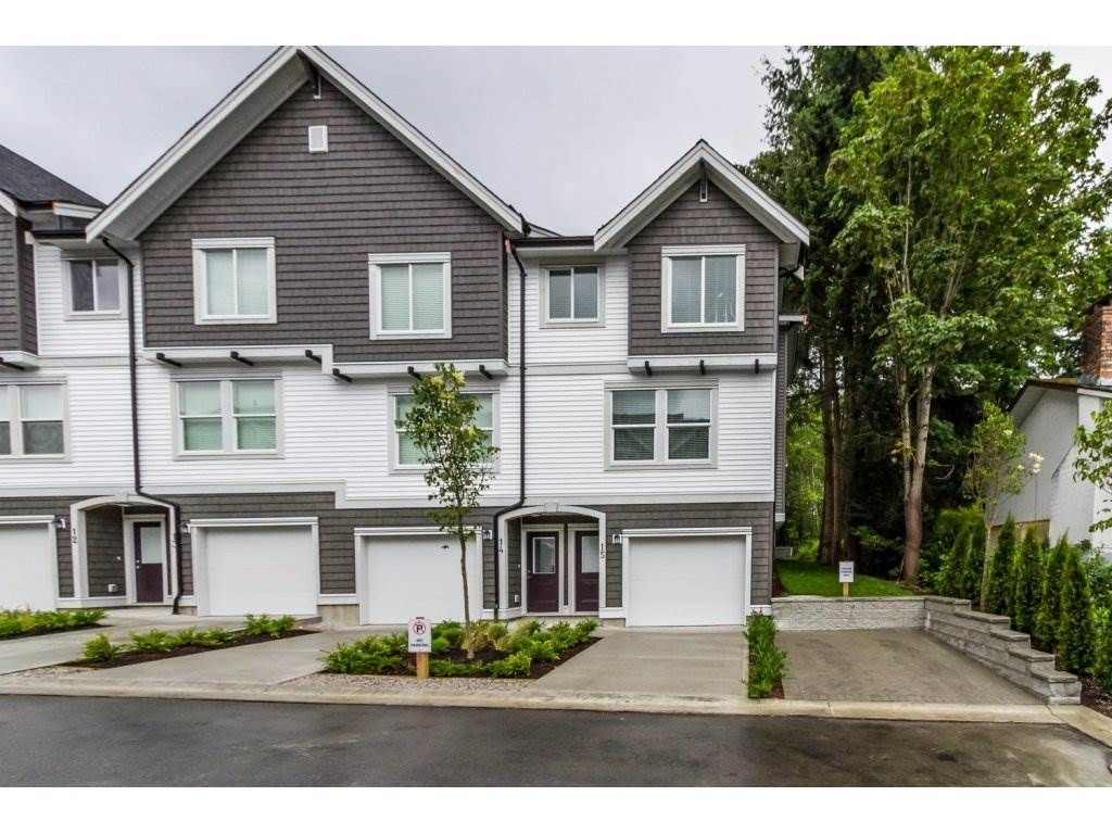 Main Photo: 15 6089 144 Street in Surrey: Sullivan Station Townhouse for sale : MLS®# R2078320