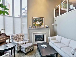 Photo 3: T5 1501 Howe Street in Vancovuer: Yaletown Townhouse for sale (Vancouver West)  : MLS®# V1087421