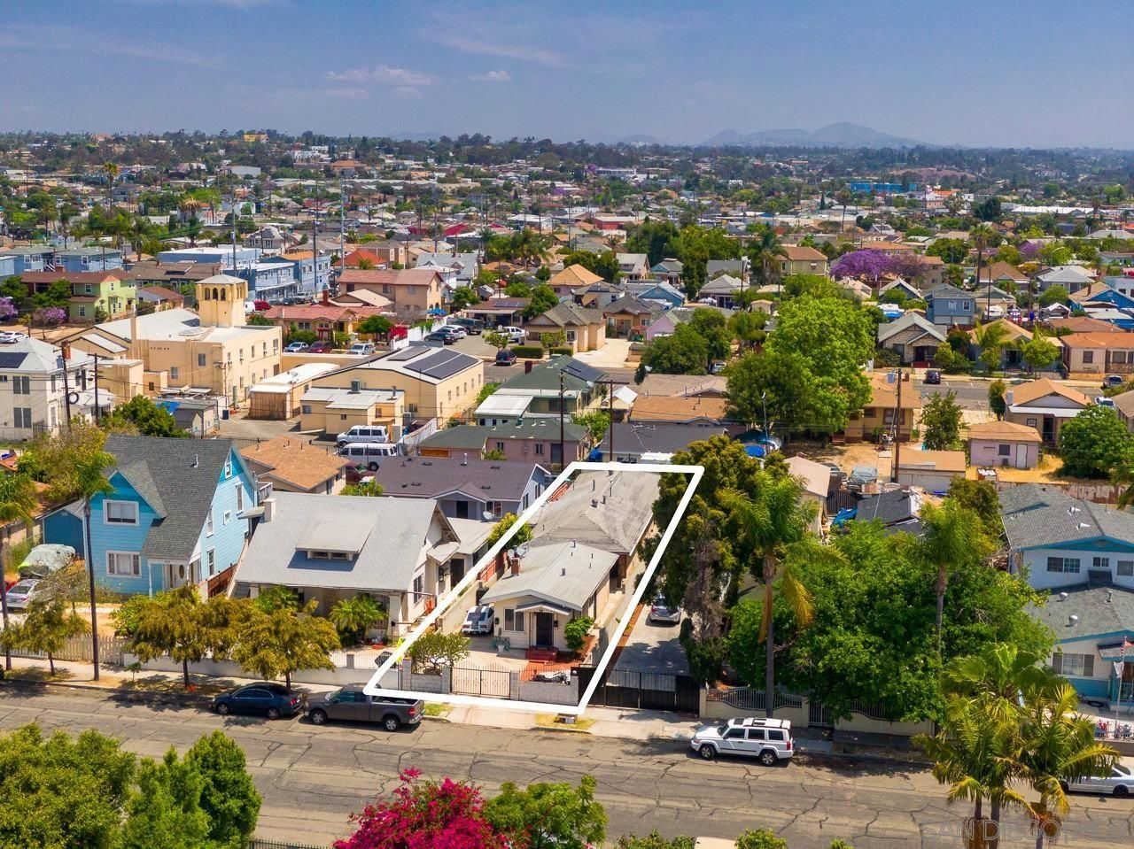 Main Photo: LOGAN HEIGHTS Property for sale: 2238-40 Irving Ave in San Diego