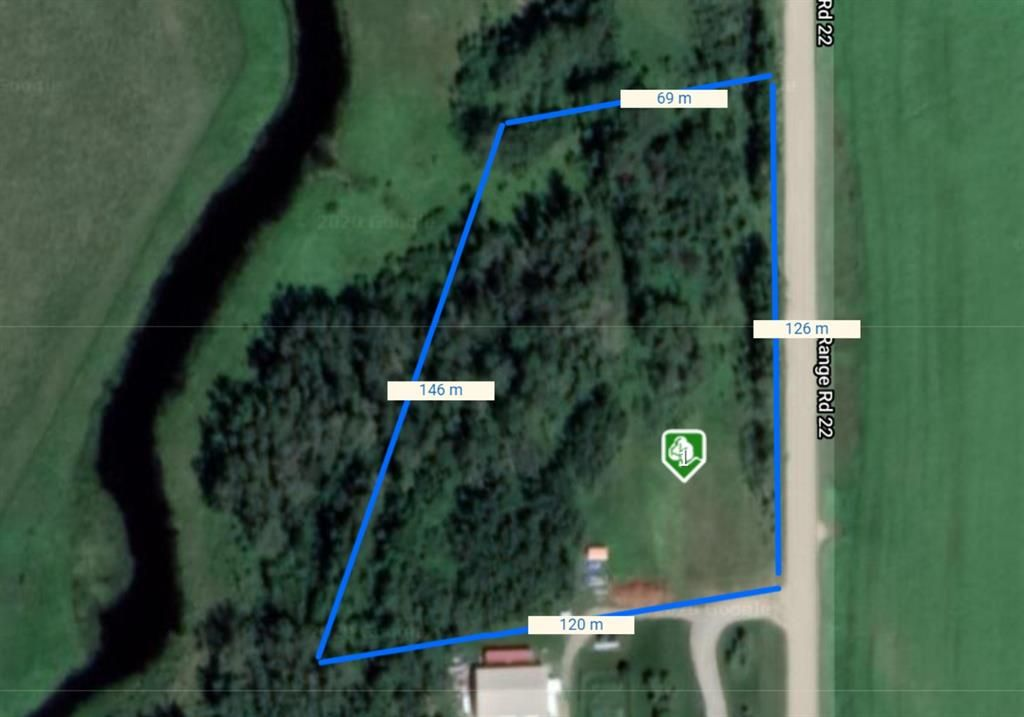 Approximate location of property lines