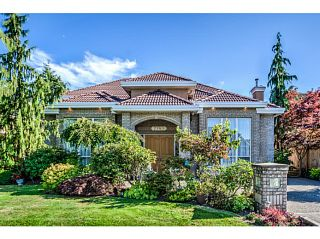 Photo 1: 7740 AFTON DR in Richmond: Broadmoor House for sale : MLS®# V1136251