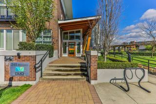 """Photo 2: 310 245 BROOKES Street in New Westminster: Queensborough Condo for sale in """"Duo A @ Port Royal"""" : MLS®# R2388839"""
