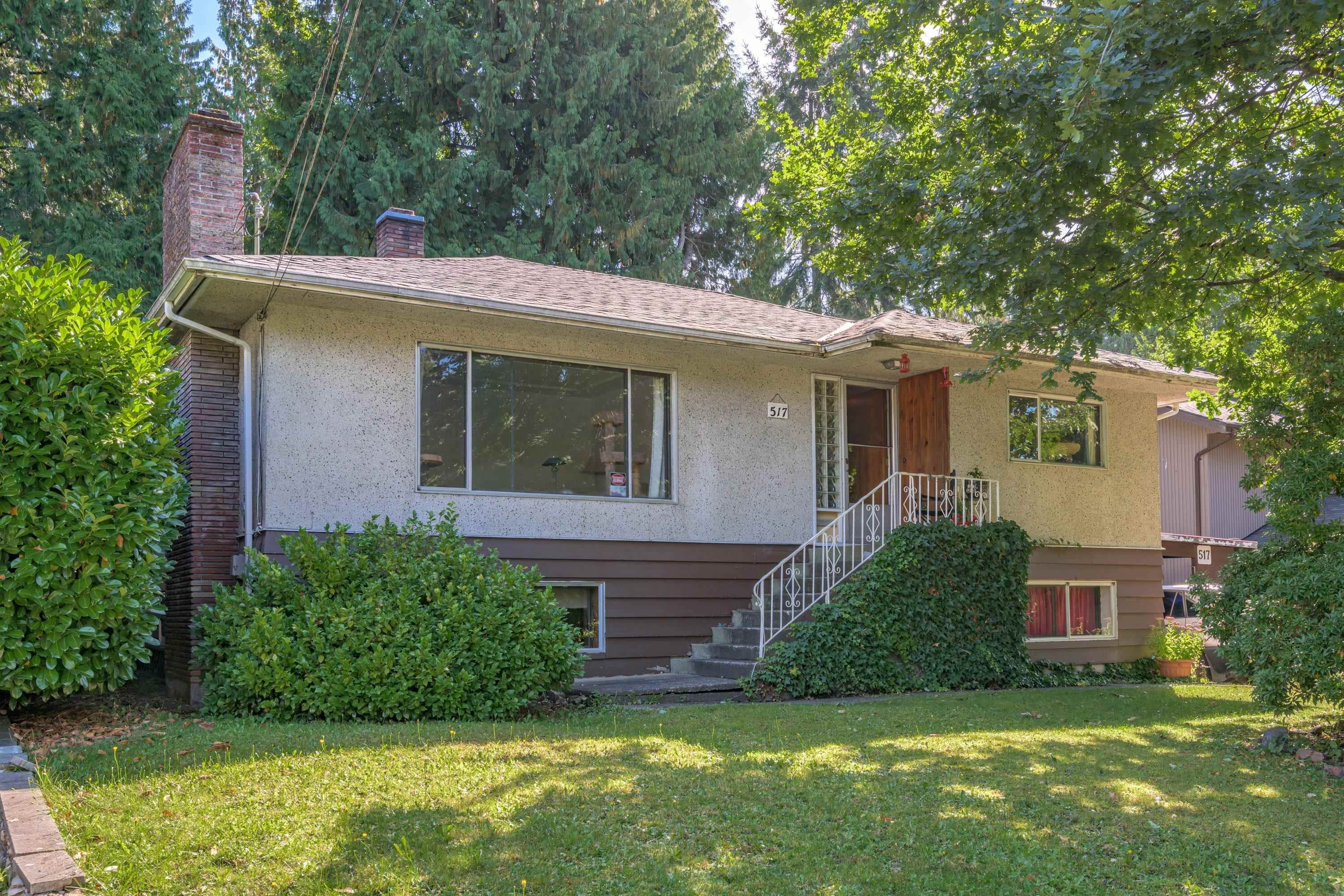 Main Photo: 517 ROXHAM Street in Coquitlam: Coquitlam West House for sale : MLS®# R2619166