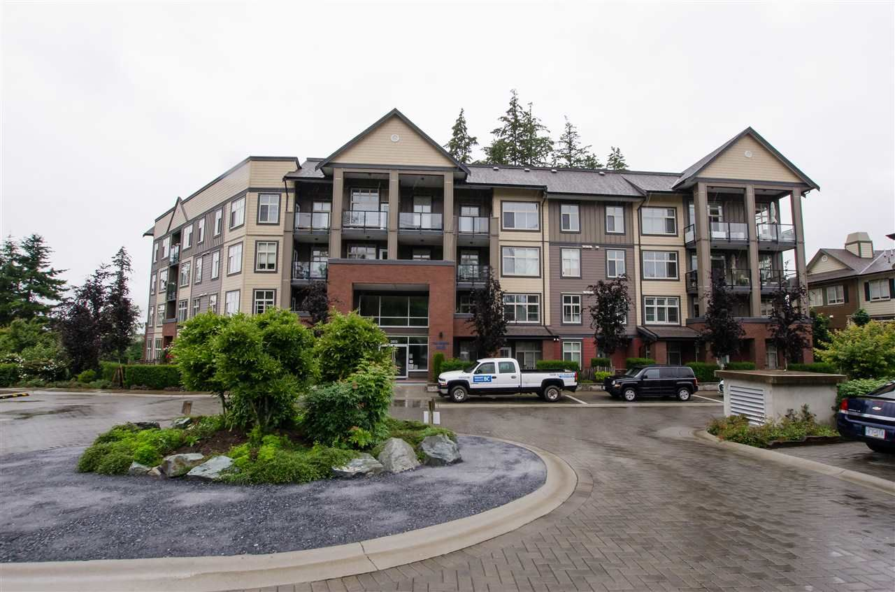 "Main Photo: 411 2855 156 Street in Surrey: Grandview Surrey Condo for sale in ""THE HEIGHTS"" (South Surrey White Rock)  : MLS®# R2466469"
