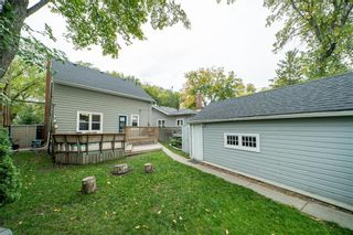 Photo 36: 154 CAMPBELL Street in Winnipeg: River Heights North Residential for sale (1C)  : MLS®# 202122848